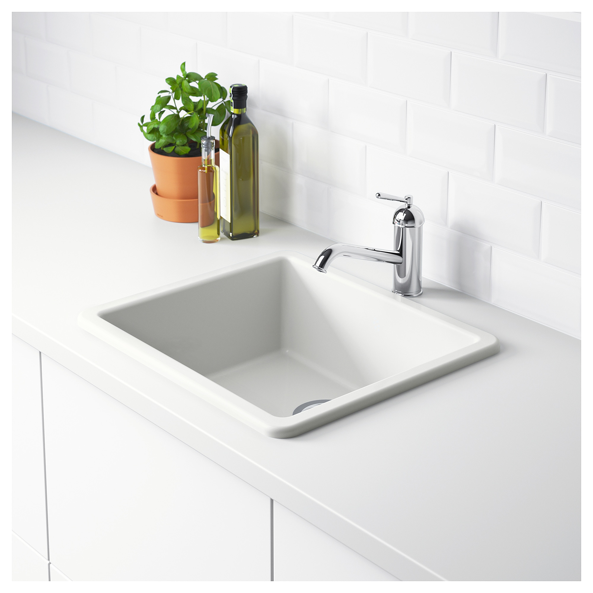 Havsen Sink Installation