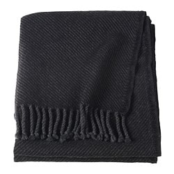 OMTÄNKSAM throw, anthracite