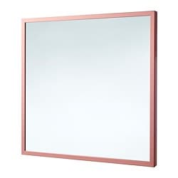 STAVE mirror, copper color