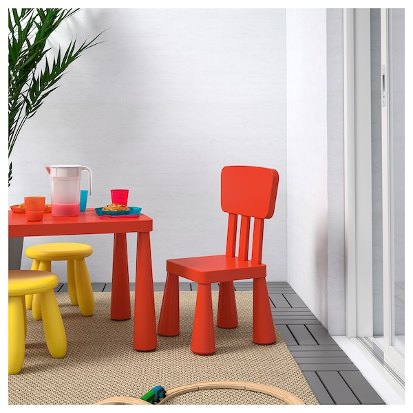mammut kinderstuhl drinnen drau en rot ikea. Black Bedroom Furniture Sets. Home Design Ideas