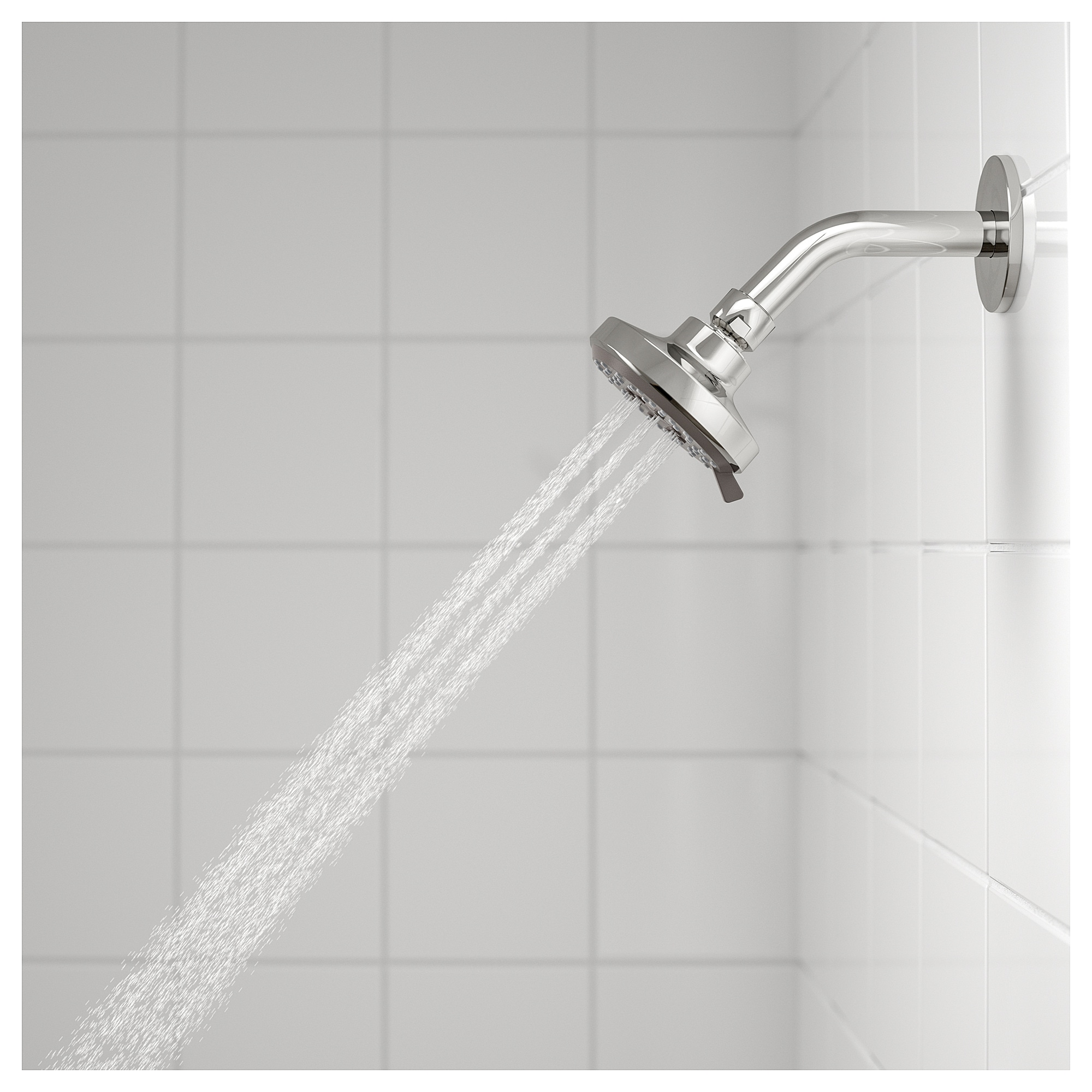 BROGRUND Showerhead with thermostatic faucet - IKEA