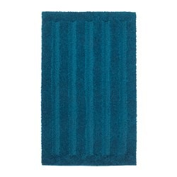 EMTEN bath mat, dark blue