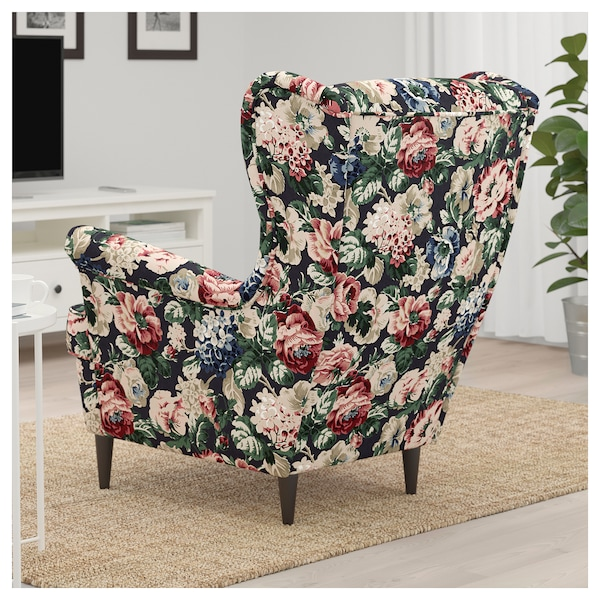 Wing Chair Strandmon Lingbo Multicolor