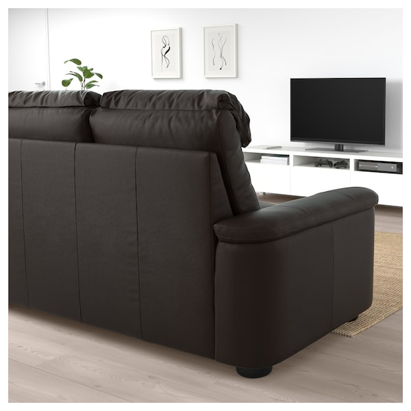 lidhult 2er sofa grann bomstad dunkelbraun ikea. Black Bedroom Furniture Sets. Home Design Ideas