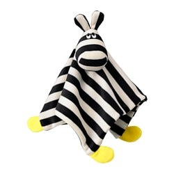 KLAPPA snuggle blanket with soft toy