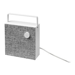ENEBY bluetooth speaker, white