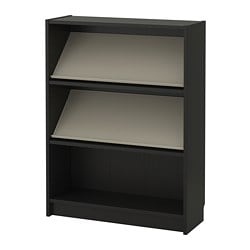 Billy Bottna Bookcase With Display Shelf