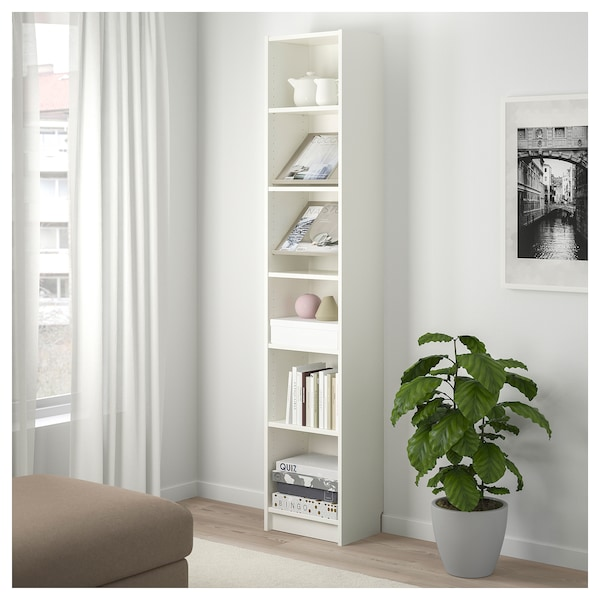 Miraculous Billy Bottna Bookcase With Display Shelf White Beige Download Free Architecture Designs Intelgarnamadebymaigaardcom