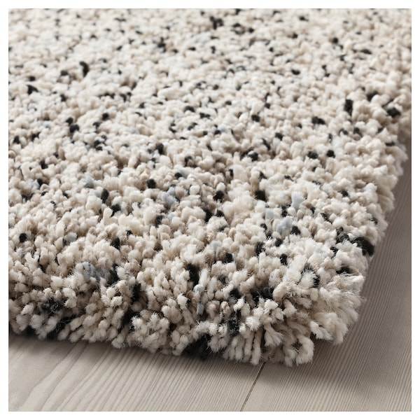 Rug High Pile Vindum White