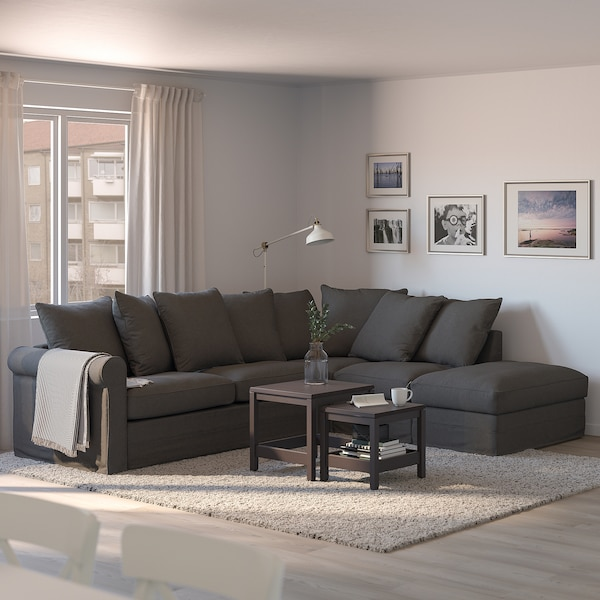 Gr 214 Nlid Corner Sofa Bed 4 Seat With Open End Tallmyra