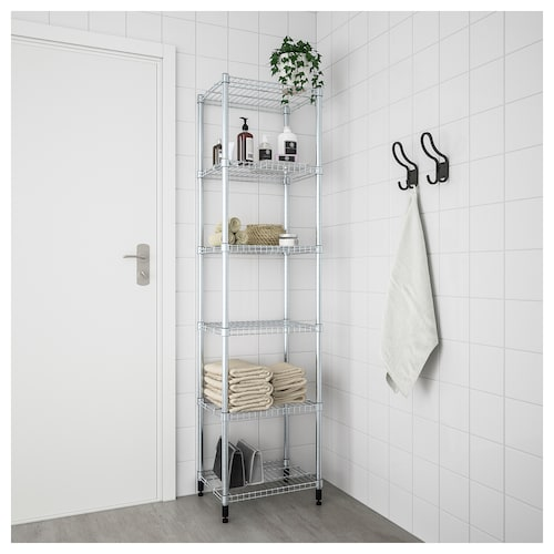 IKEA OMAR 1 section shelving unit