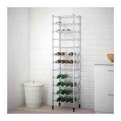 OMAR, Bottle shelving unit