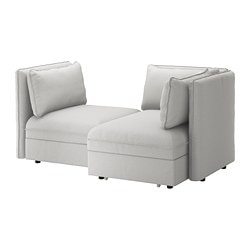 Vallentuna 2 Seat Modular Sofa With Bed