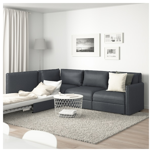 Vallentuna Modular Corner Sofa 3 Seat Sofa Bed And Storage
