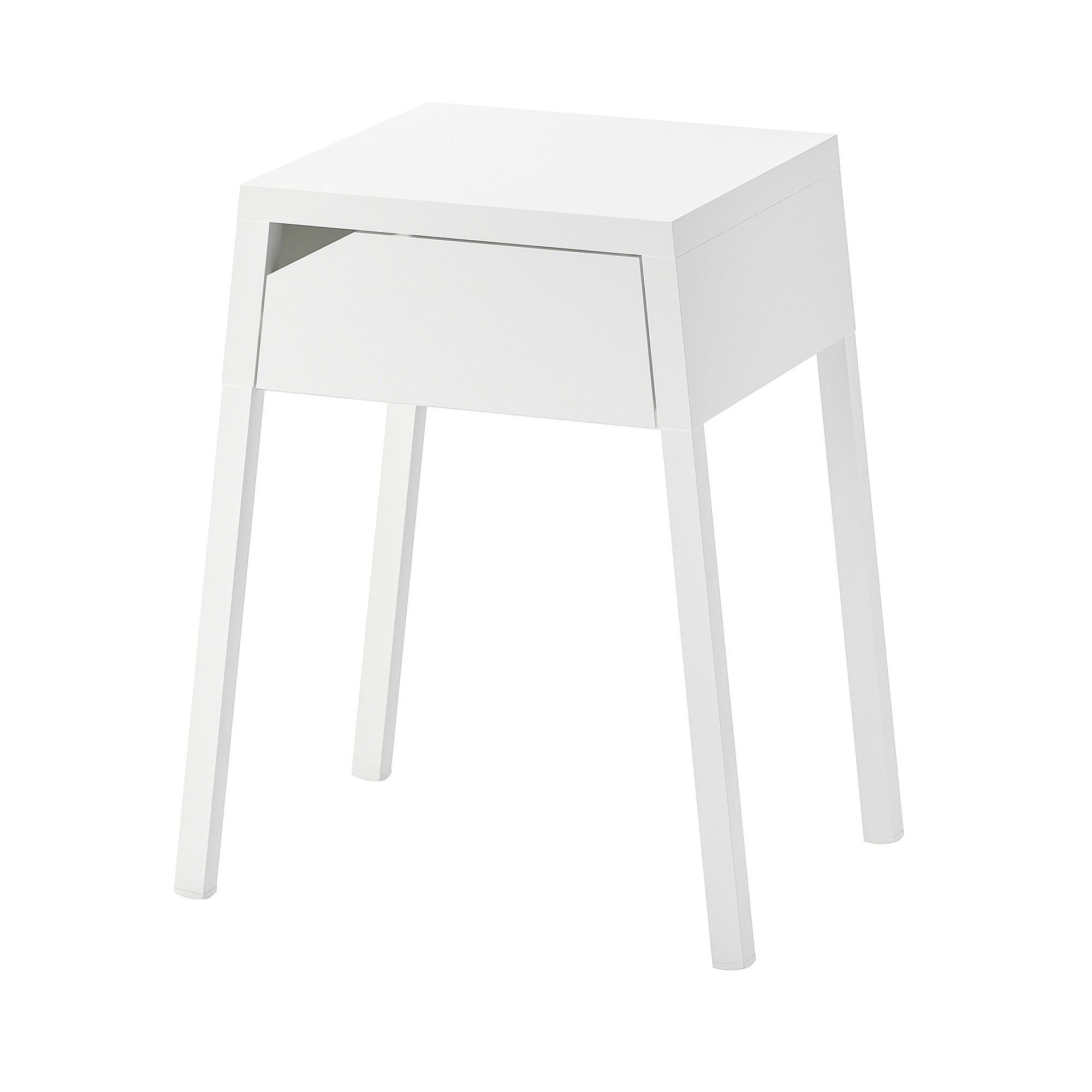 Selje Bedside Table White Ikea