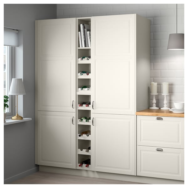 Open cabinet TORNVIKEN off-white