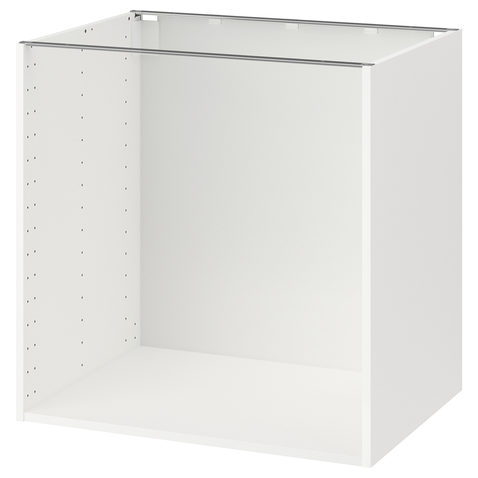 premium selection cada3 4353d Base cabinet frame METOD white