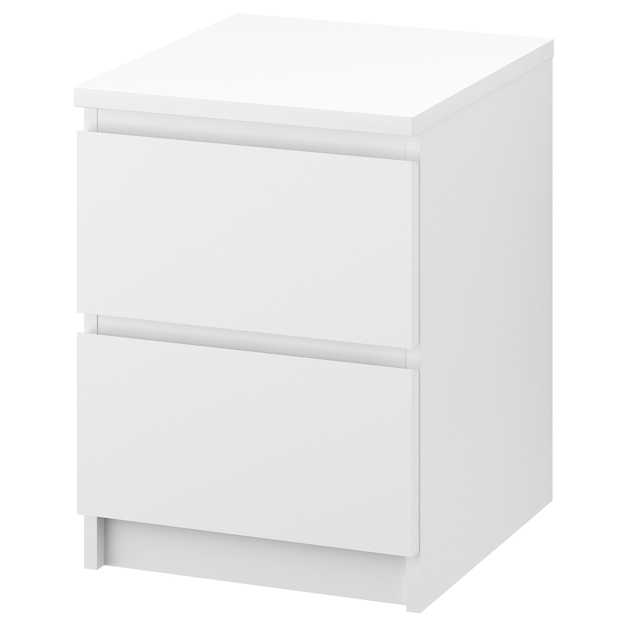 Ikea Malm Nachttisch : malm chest of 2 drawers white ikea ~ Watch28wear.com Haus und Dekorationen