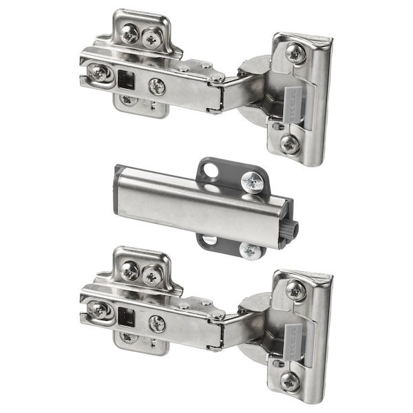 Soft closing/push-open hinge BESTÅ
