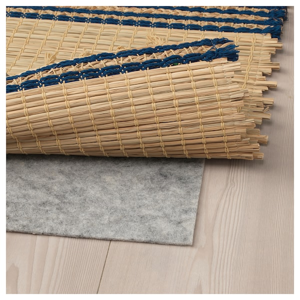 Why Adding A Rug Under Dining Table Sets Is A Must: TÄNKVÄRD Rug, Flatwoven