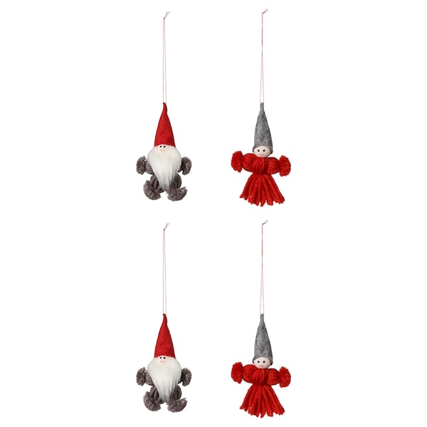 Santa Decoration Set - IKEA