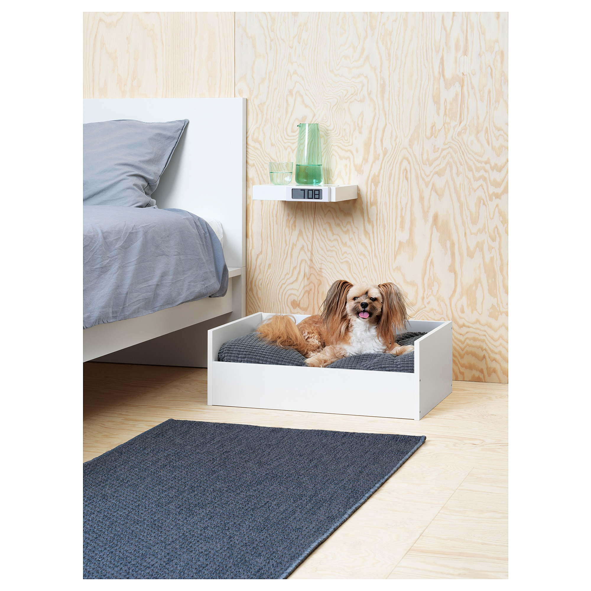 lit pour chien ikea. Black Bedroom Furniture Sets. Home Design Ideas