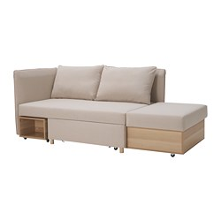 Stocksbo 2 Seat Sofa Bed