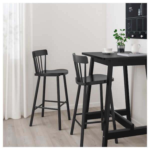 IKEA NORRÅKER / NORRARYD Bar table and 2 bar stools