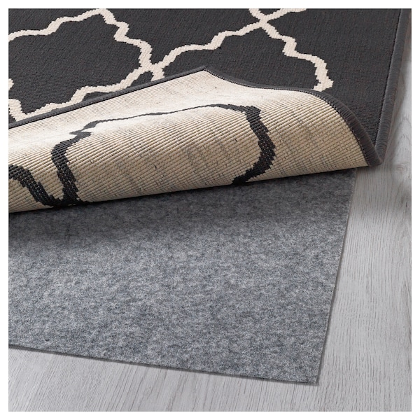 Why Adding A Rug Under Dining Table Sets Is A Must: HOVSLUND Rug, Low Pile