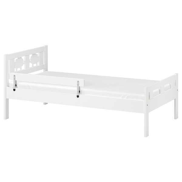 IKEA KRITTER Bed frame with slatted bed base