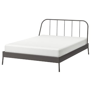 Slatted bed base or mattress base: -.