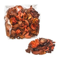 DOFTA potpourri, scented, Peach and orange orange