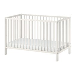 Gulliver Crib White