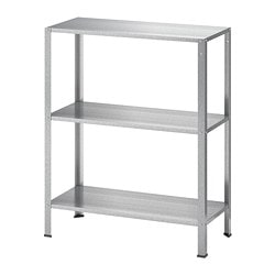 HYLLIS shelving unit, in/outdoor