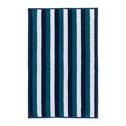 TOFTBO bath mat, multicolour