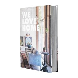 SAMMANHANG book, We Love Home