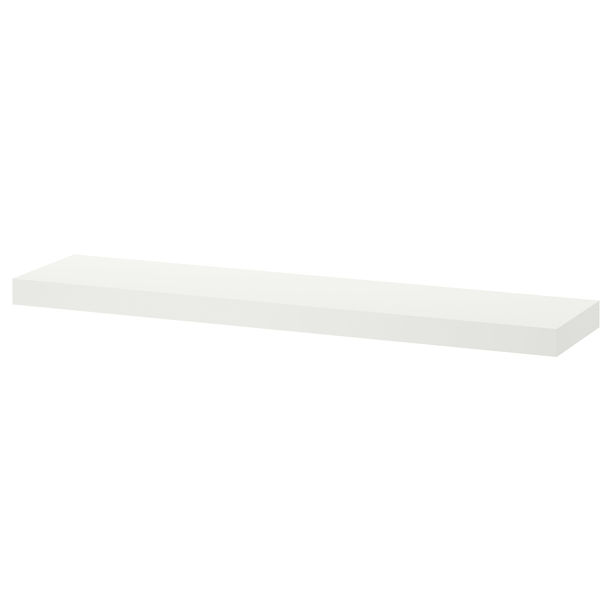 Lack Estante De Pared Blanco Ikea