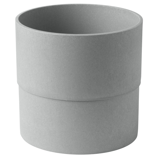 Nypon Plant Pot In Outdoor Grey Ikea