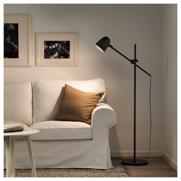 IKEA SKURUP Stand-/Leseleuchte