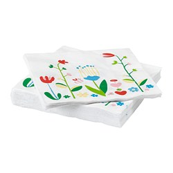 SOMMAR 2019 guardanapo de papel, multicor
