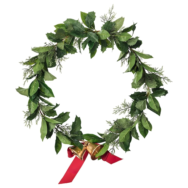 Christmas Wreath - IKEA