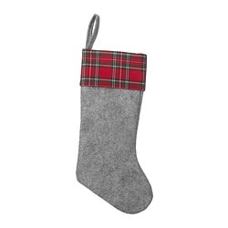 VINTER 2018 Christmas stocking, grey