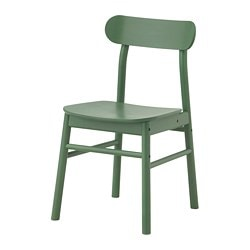 RÖNNINGE chair, green