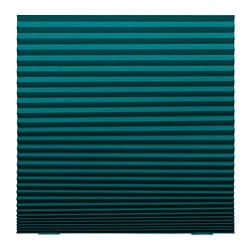 SOMMAR 2019 blackout pleated blind, green