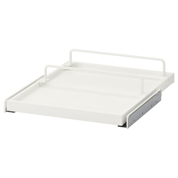 With Rail WhiteWhite Shoe Pull Out Komplement Tray OuPXZki