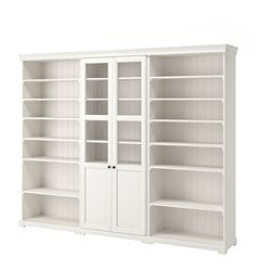 liatorp storage combination - Ikea Built In Bookshelves