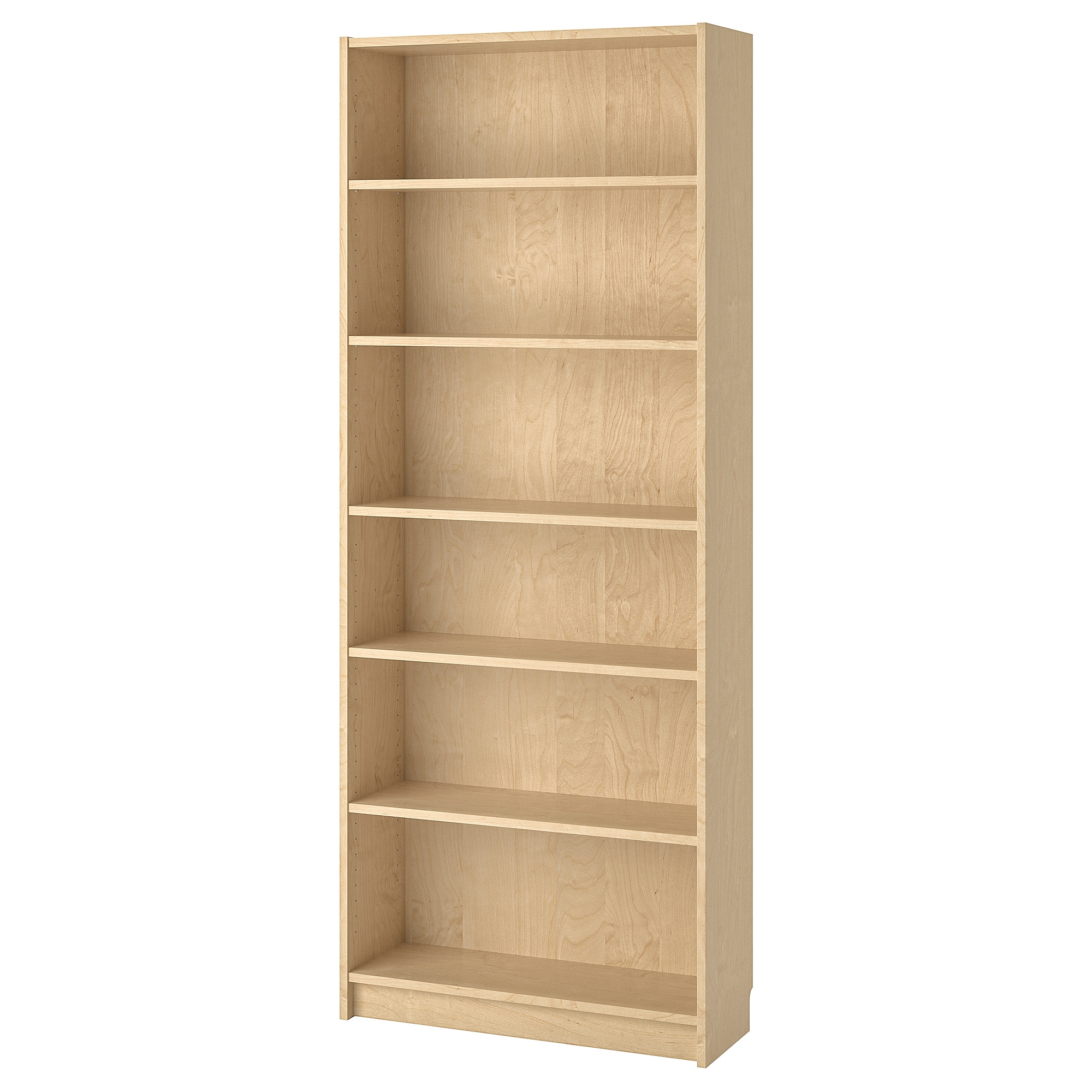 Billy Bookcase Birch Veneer