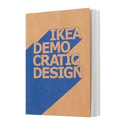 IKEA DEMOCRATIC DESIGN book