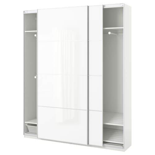 Buy wardrobe corner sliding and fitted wardrobe online for Armadio ante scorrevoli ikea misure
