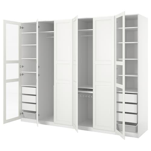 Extra Wide Wardrobes 98 Inches And Up Ikea